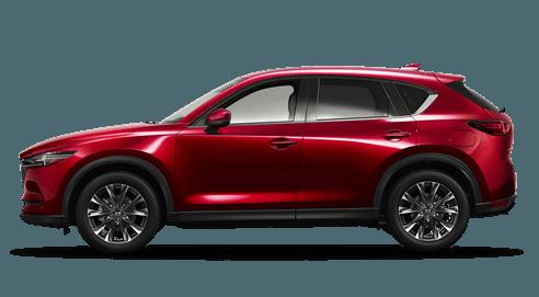New Mazda CX5