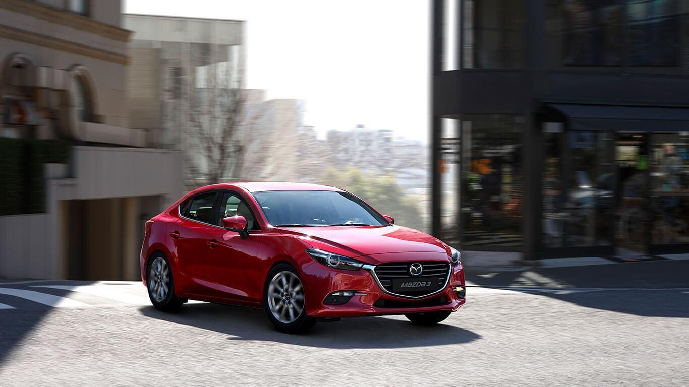 Mazda Đà Nẵng Ưu đãi xe Mazda 3 đến 70 triệu đồng?