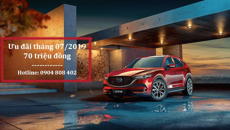 Vì sao nên mua xe Mazda tại Đà Nẵng ngay trong tháng 7?