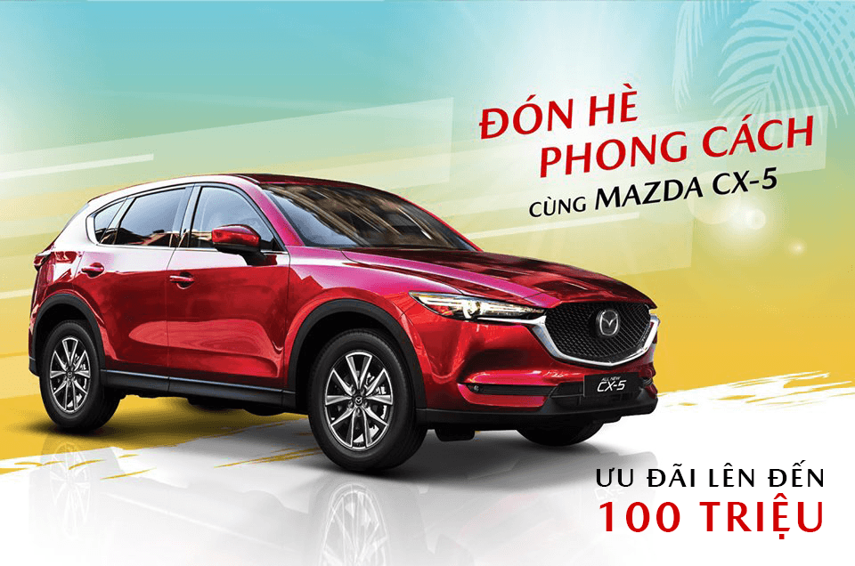 Mazda Đà Nẵng ưu đãi lớn cho khách hàng mua xe trong tháng 8