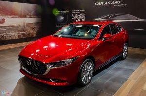 Mazda3 2020 về Việt Nam đẳng cấp nhất phân khúc?