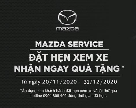 Giá Xe & Khuyến mãi Tháng 12 tại Mazda Đà Nẵng