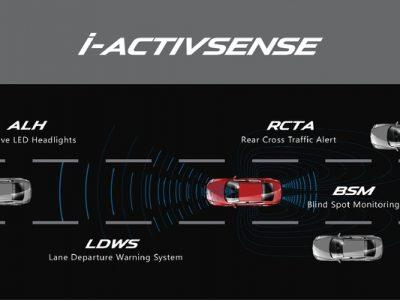 Tính năng an toàn I-activsense có gì?