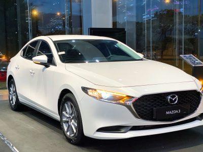 Mazda 3 Deluxe 2021: Ngoại thất - Nội thất - Thông số kĩ thuật - Giá bán