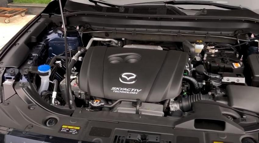 Động cơ Mazda CX5