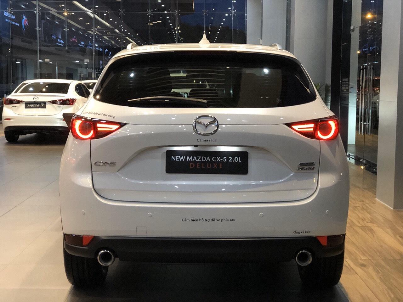 Đuôi Mazda Cx5 Deluxe