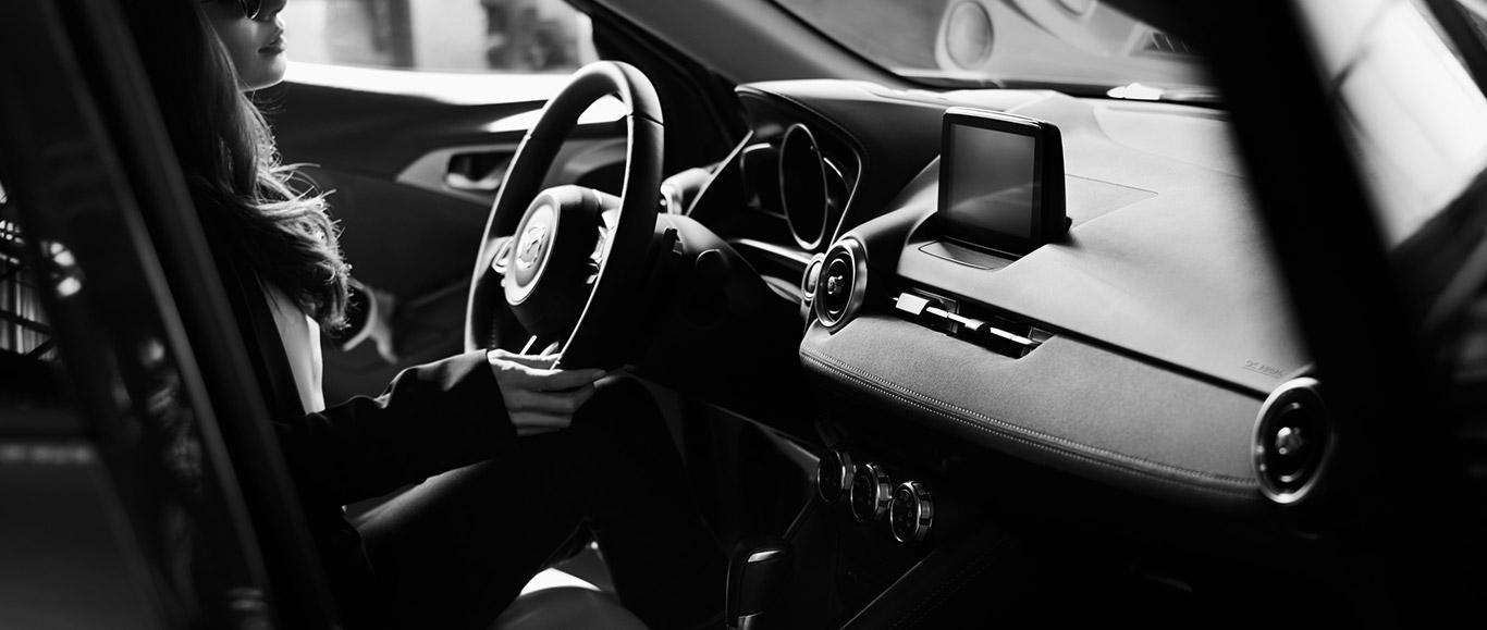 Nội thất Mazda CX-3