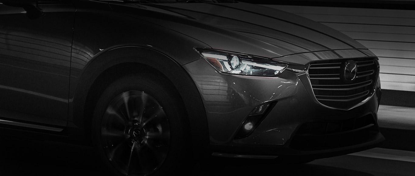 Đèn ban ngày Mazda CX-3