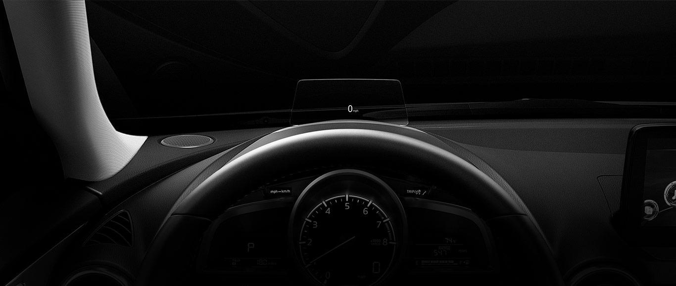 Màn hình hiển thị HUD Mazda CX-3