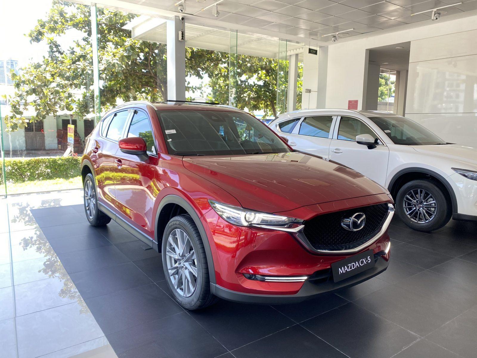 Thân xe Mazda CX5 Premium