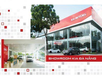 Giới thiệu đại lý KIA Đà Nẵng | Showroom KIA Motors chính hãng